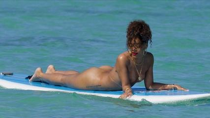 You were Rihanna nude scandal pictures touching