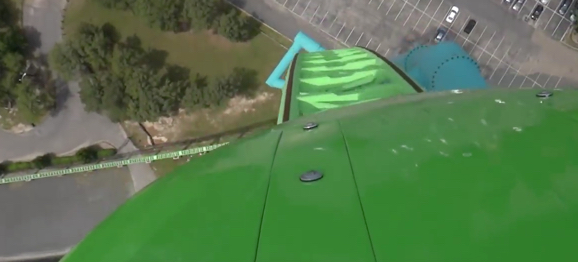 Roller Coaster designed to Kill you….literraly