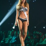 Miss Columbia Ariadna Gutierrez Sexy Pics on Stage of Miss Universe