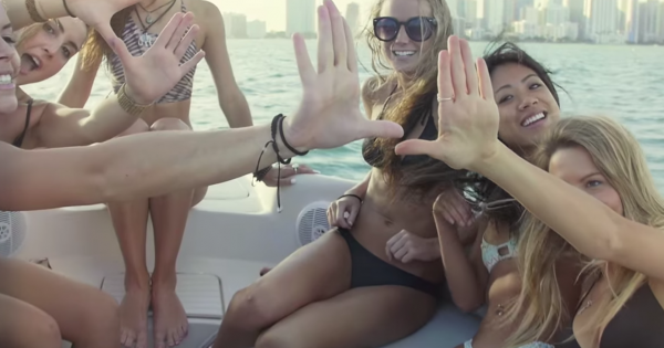 Delta Gamma University of Miami Recruitment Video is full of Hot Girls