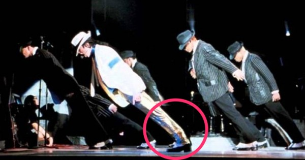Shocking truth about Micheal Jackson's Anti-Gravity dance illusion revealed