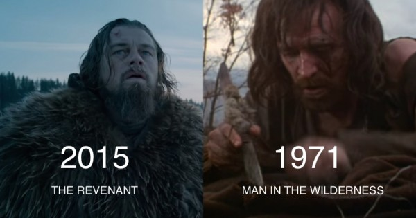 "Did Leonardo DiCaprio copy another movie and made it into ""The Revenant"""