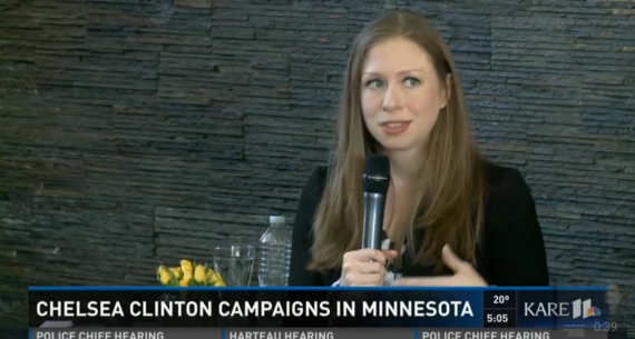 Hilary Clinton's daughter leaked the truth Bernie Sanders is next President