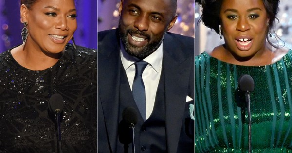Black Actors Sweep SAG Awards and make a statement to #OscarSoWhite