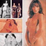 Melania Trump nude series from old photo shoot