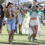 Kylie and Kendall Jenner Dancing