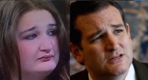 Was Ted Cruz a Guest on Maury disguised as a Woman?