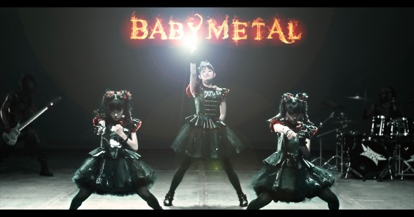 Heavy Metal is Back and Kick-started by this Weird Japanese Metal Band