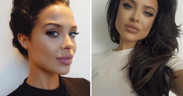 This Model Changed her Face to look like Angelina Jolie