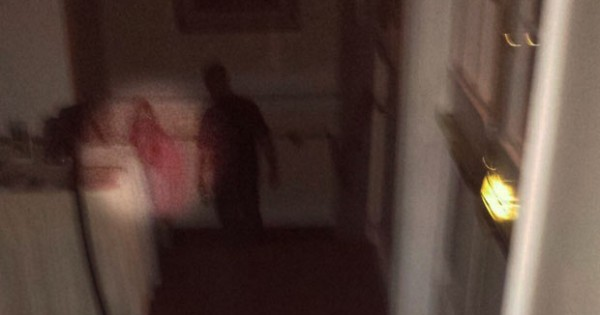 "Ghost Caught on Photo taken at the ""The Shining"" Stanley Hotel"