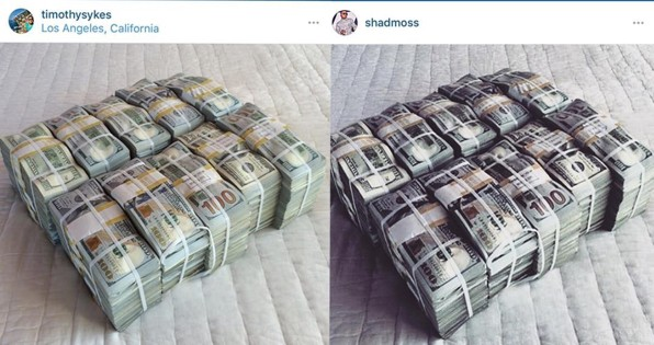 Rapper Bow Wow Busted Using Tim Sykes Money on Instagram